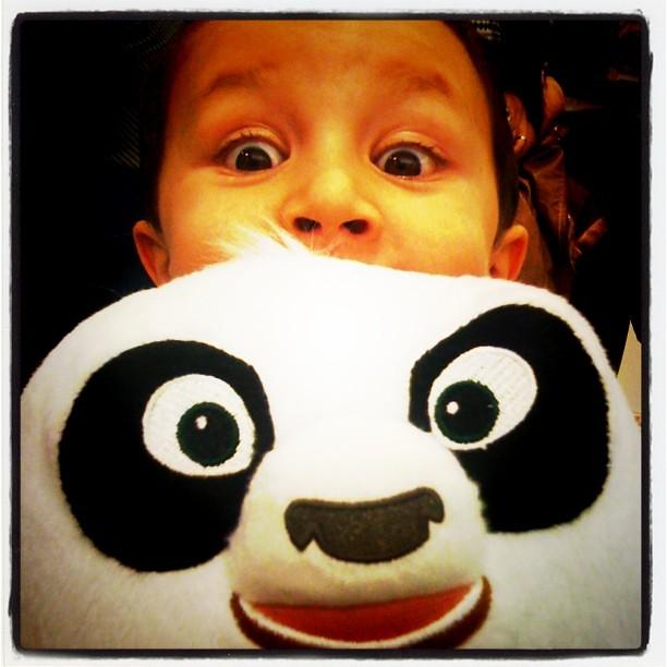 Kunfu-pandas