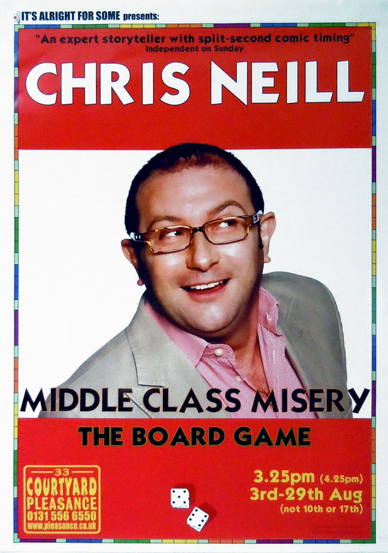 Chris Neill: Middle Class Misery