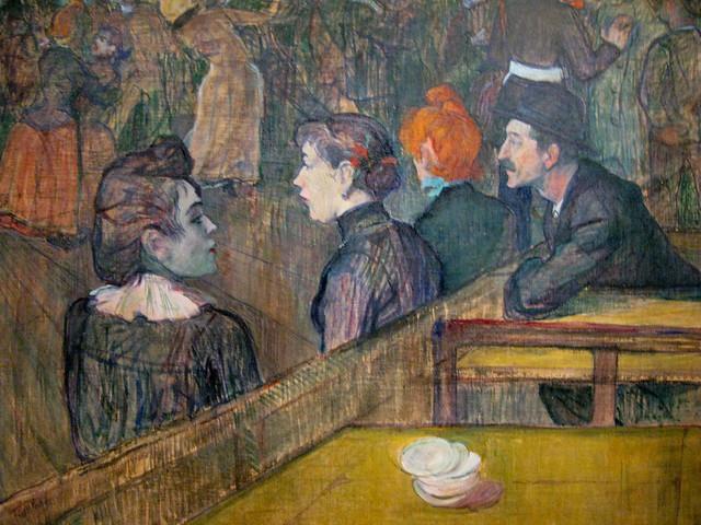 """2011.07.02 - """"Moulin de la Galette"""" by Henri de Toulouse-Lautrec"""