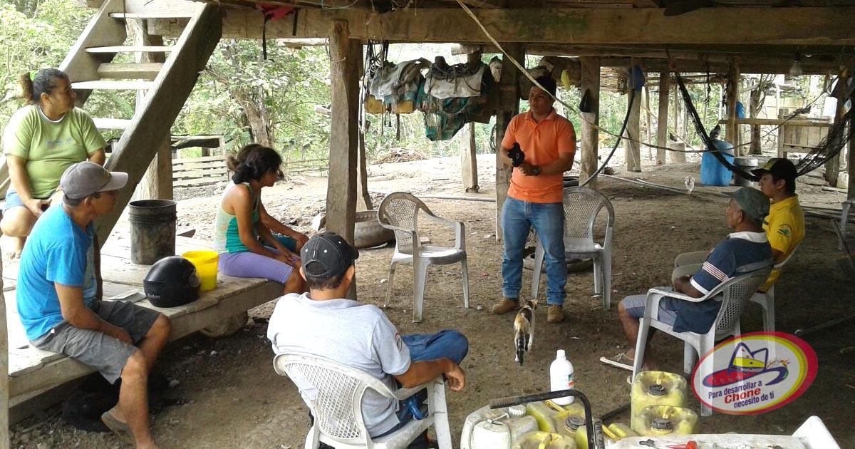 Agricultores de la comuna Barragán son capacitados