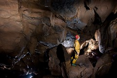Caving: St Cuthberts (24-Jan-09) Image