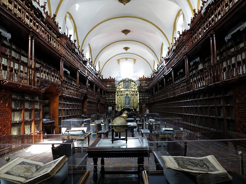 Puebla, Biblioteca Palafoxiana (IMG_0410p)