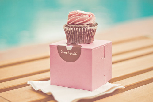 Californian Cupcake
