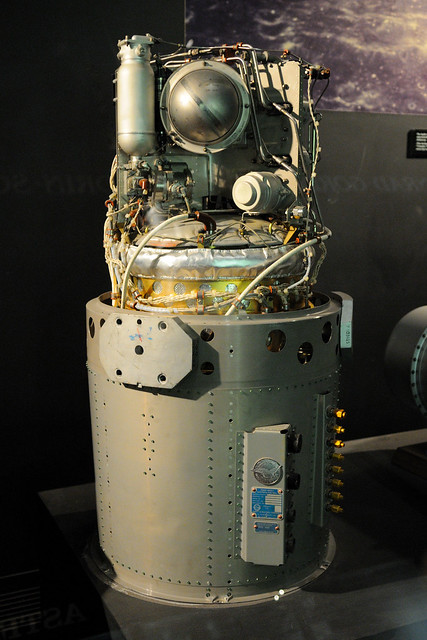 Apollo CSM-102 fuel cell | Flickr - Photo Sharing!