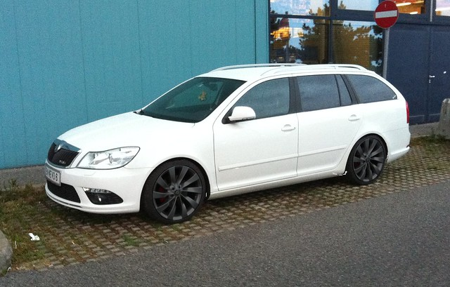 ps octavia vrs with scirocco rims flickr photo sharing. Black Bedroom Furniture Sets. Home Design Ideas