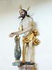 Jesus in Ketten