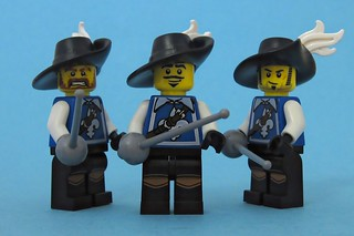 [217/365] The Three Musketeers