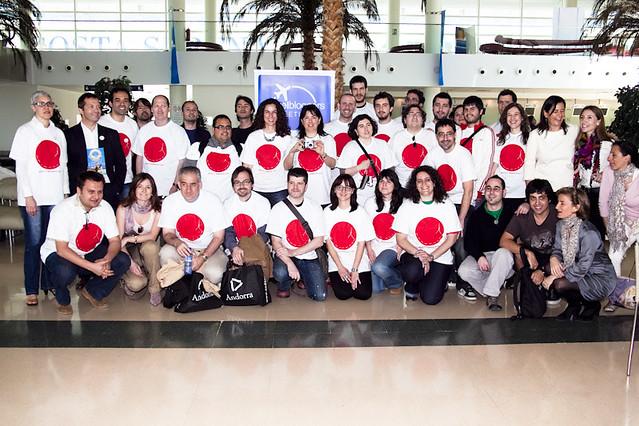 La gran familia viajera se re ne en el tbmagp de m laga for Pasion amistad malaga
