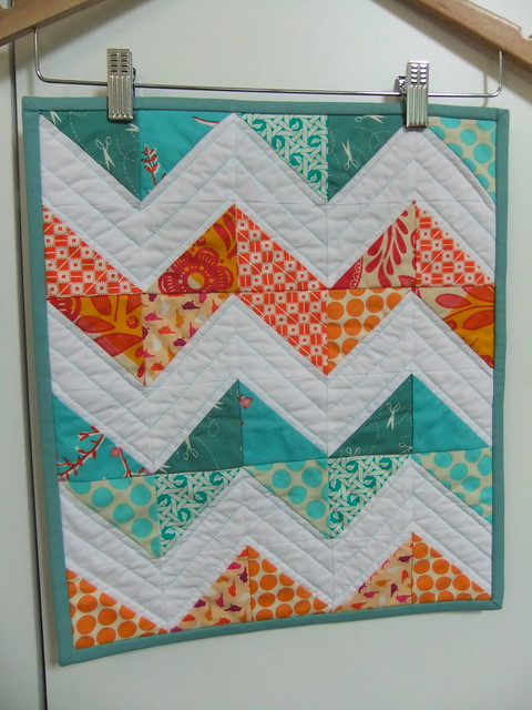 Doll quilt finished!, Fujifilm FinePix JZ500