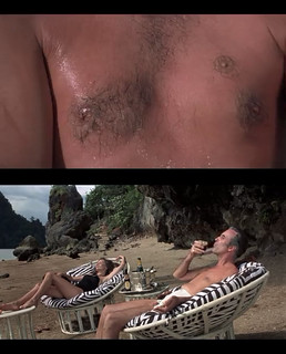 Major League Nip Slip, The Man with the Golden Gun (1974)