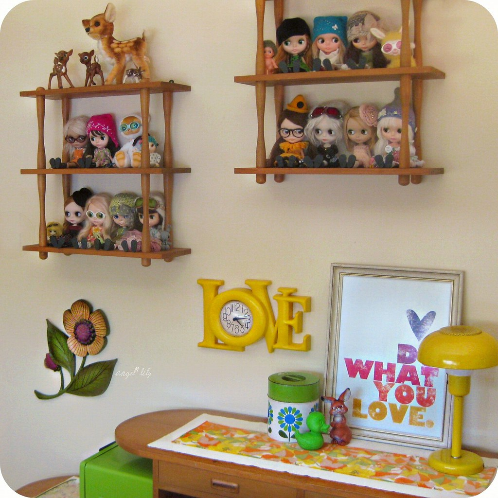 My room...