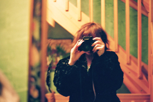 Analogue self-portrait