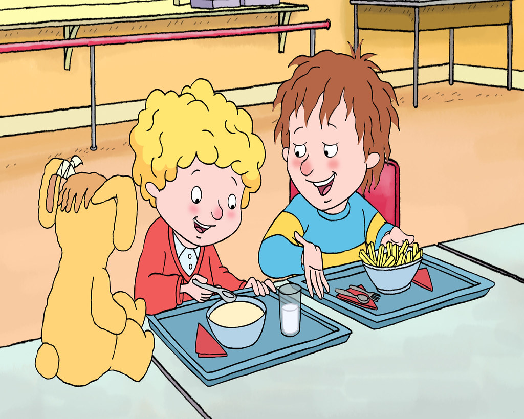 Horrid Henry And Perfect Peter Moody Margaret