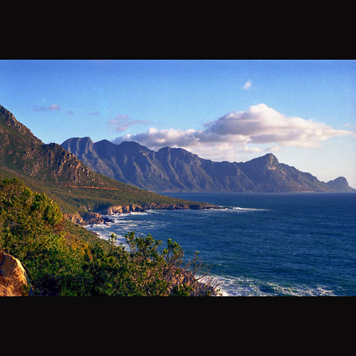 travel blue sea film southafrica capetown cape analogue vacations capepoint capeofgoodhope nikonfm