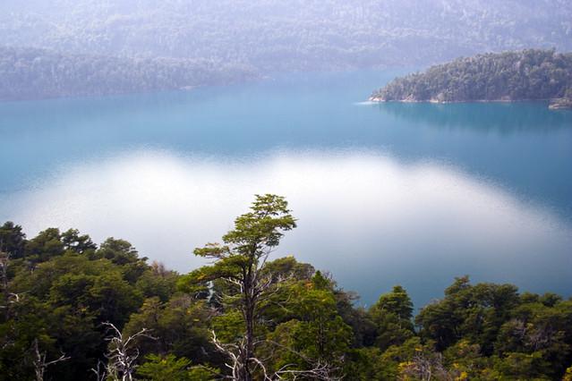 lago mascardi: