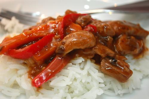 Chinese pepper steak, Pepper Steak