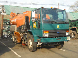 Ford CF7000 Sweeper