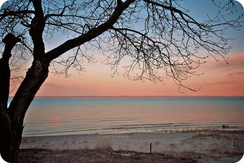 family sunset sky beach clouds spring nikon michigan cottage lakemichigan april upnorth goldenhour grandtraversebay leelanau northport 2011 d3000 puremichigan aperture3 sigma1770mmf284macro