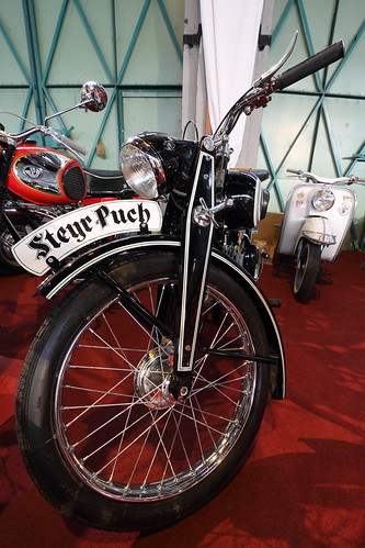 Steyr-Puch motorcycle