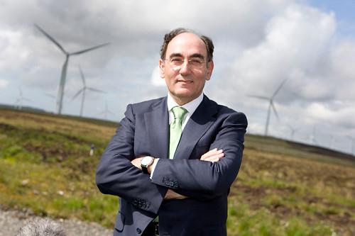 Ignacio Sanchez Galan de Iberdrola