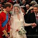 Prince William and Catherine Middleton by The British Monarchy