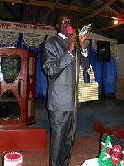 Bisbhop Patroba, GGM Nairobi