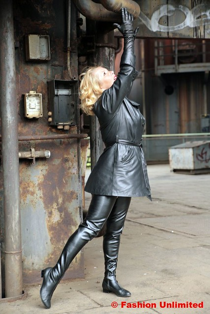 What Is Leather Made Of >> 60s Crotch Boots by Miceli - Made in Italy   Flickr - Photo Sharing!