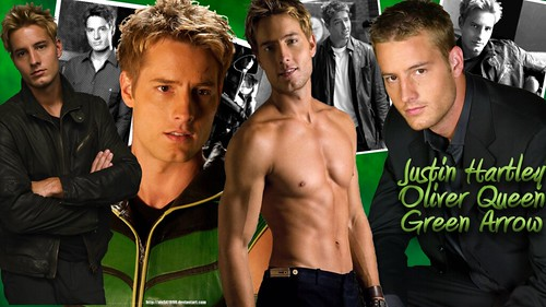 Justin Hartley Wallpaper 1