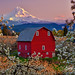 Hood River, Oregon by Gary Randall