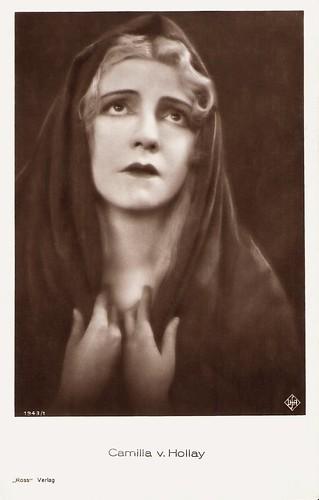Camilla von Hollay