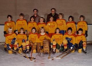 72-73 Hockey