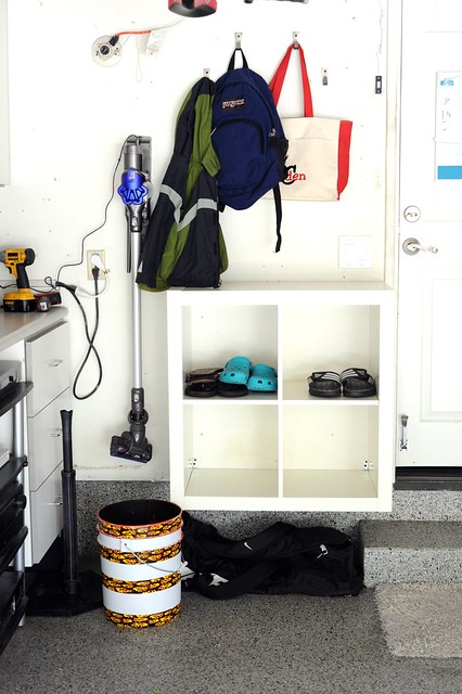 IKEA Expedit Shoe Storage