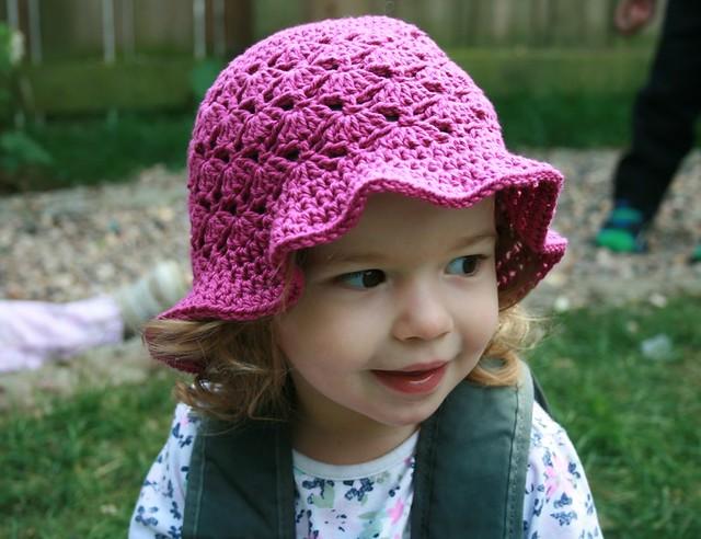 Summer Hat | Sabra's Crochet Patterns