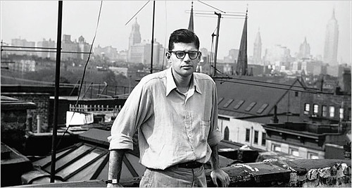 Allen Ginsberg, Lower East Side, 1953