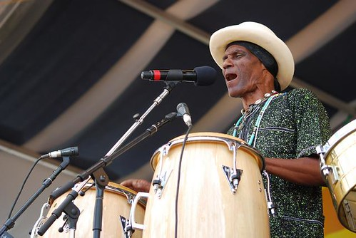 Cyril Neville. photo by Hunter King