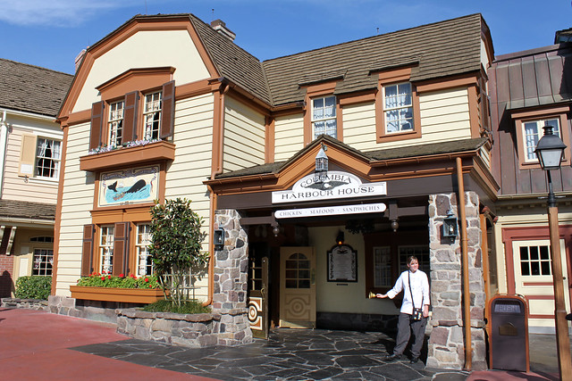 The Columbia Harbour House