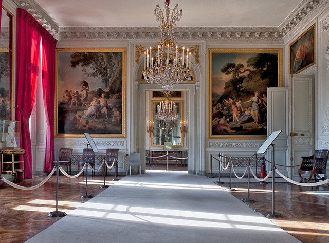 Le petit trianon flickr photo sharing - Salle a manger louis 15 ...