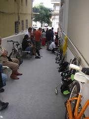 Feira de Bicicletas Maduras