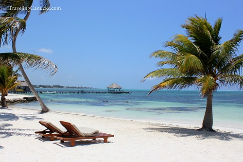 Private Beach Victoria House, Ambergris Caye, Belize