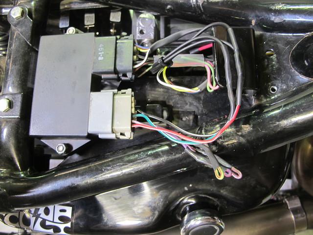 2002 Sportster Wiring