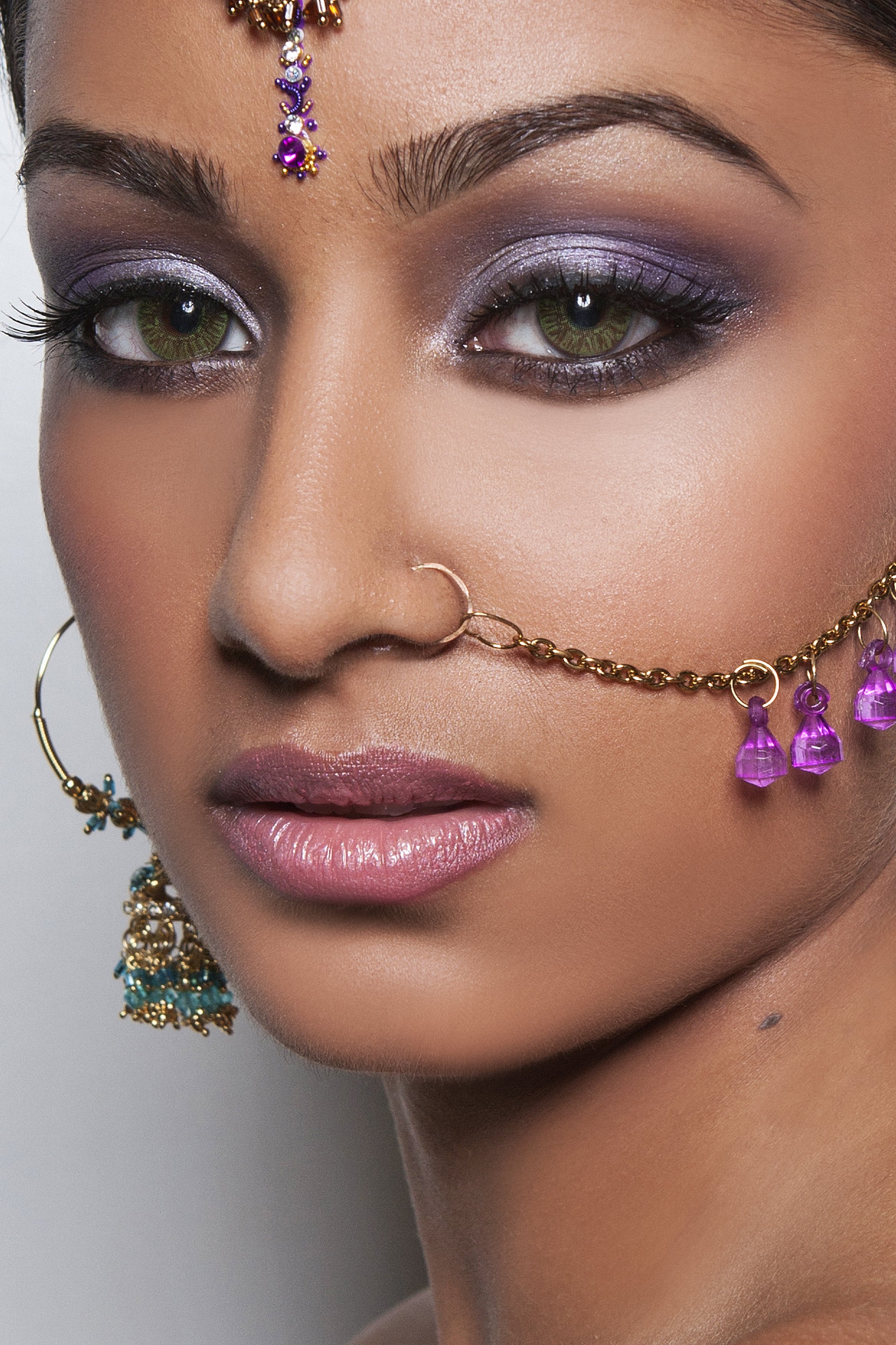 Indian Bridal Beauty - Makeup By MiMi J.
