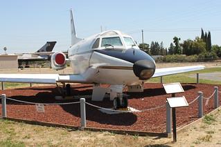 North American T-39A-1-NA Sabreliner