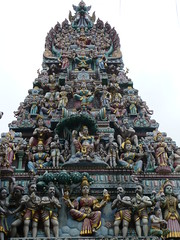 Little India - Hindu Temple