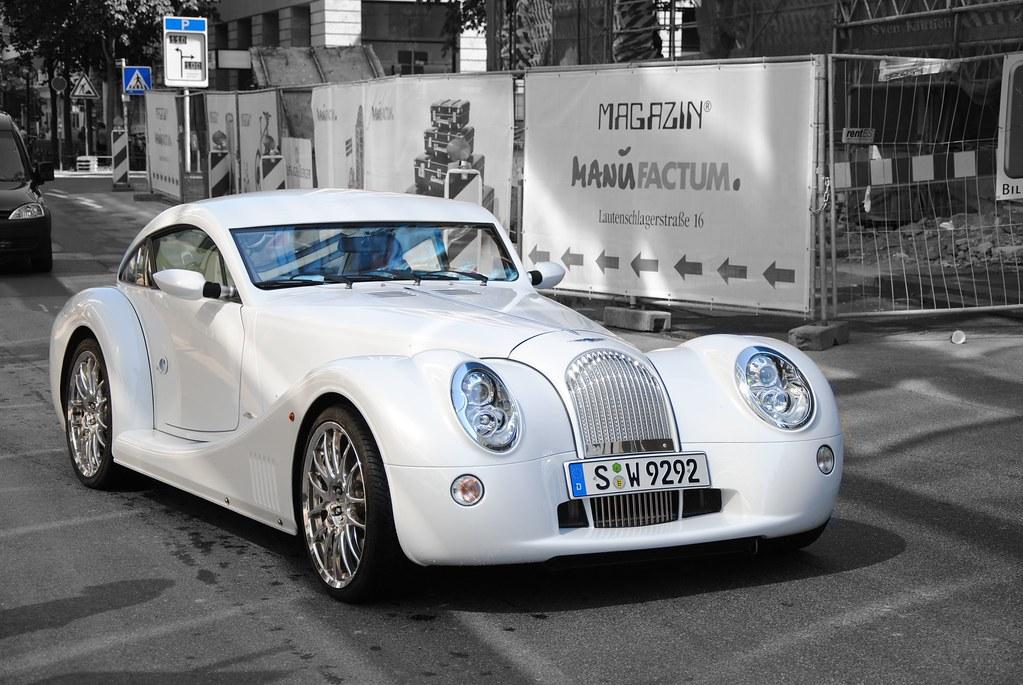 SvenK   Carspottography - Morgan Aeromax - Stuttgart   Maquinas ...
