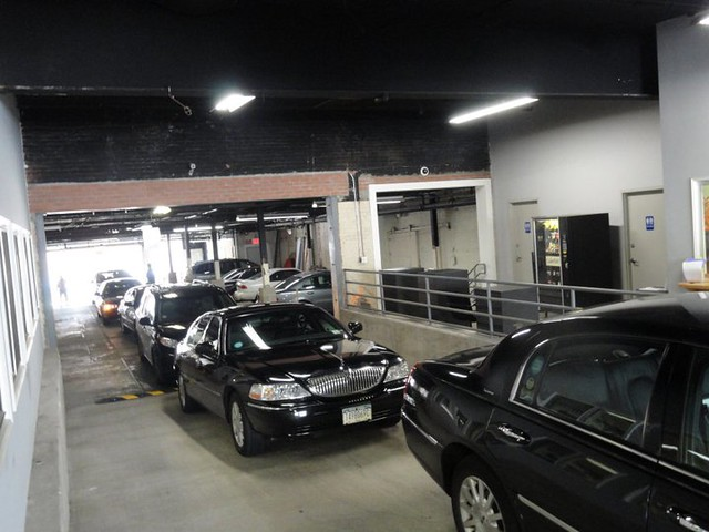 Dial 7 car limousine service garage flickr photo for 7 car garage