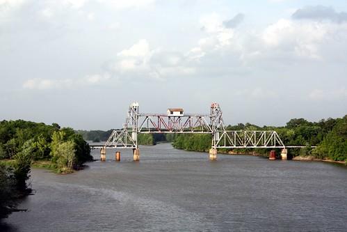 Omaha-Cottonton Railroad Bridge