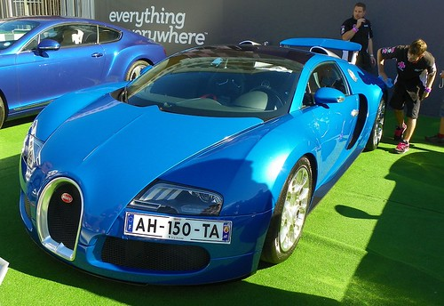 Goodwood Festival of Speed - Bugati Veyron EB