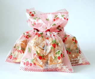 Hand made Eton Mess fudge