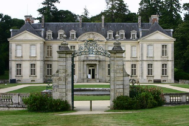 Chateau de Kerguéhennec - Bignan