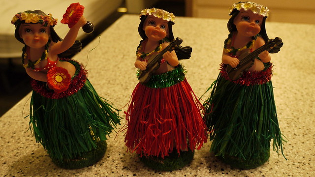 夏威夷娃娃